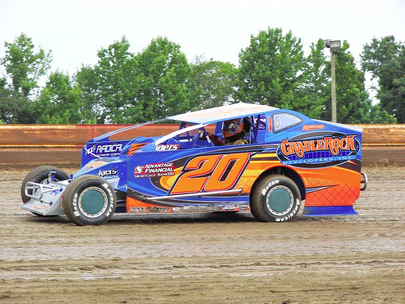 All Star Sprints >> Photos: URC Sprints, Modifieds at Bridgeport Speedway, July 11 :: Wheels of Speed