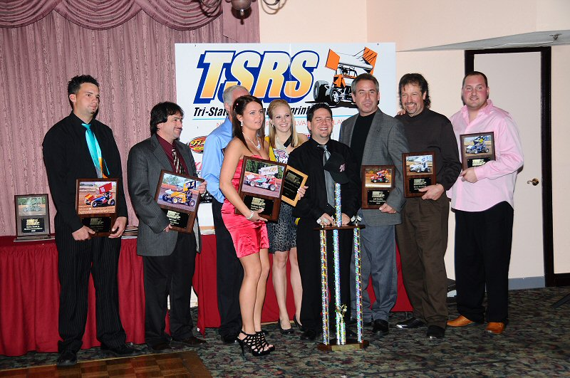 Congratulations to all TSRS Award recipients.