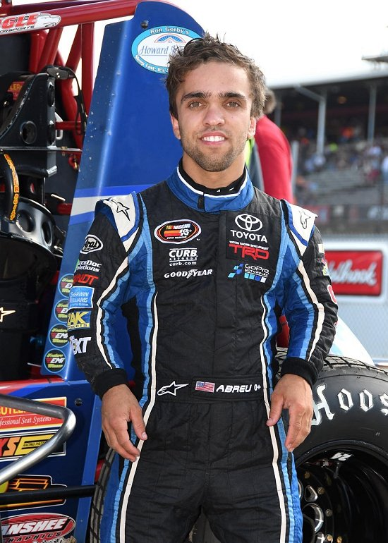 All Star Sprints >> Thunder News Tony Stewart & Rico Abreu :: Wheels of Speed